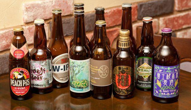 東京でいろんなビール