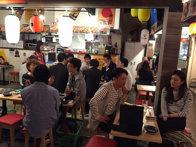タラレバOLが一人飲み。激アツナンパスポット「東京六本木横丁」