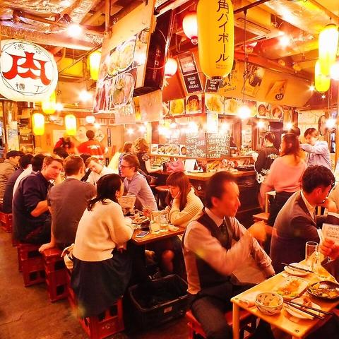 渋谷OLが渋谷肉横丁ではしご飲み!肉横丁の楽しみ方をカミングアウト!