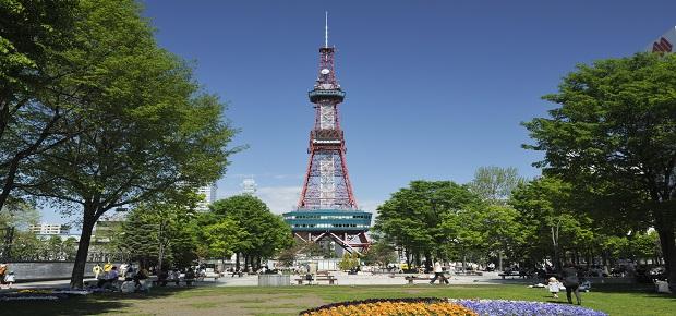 札幌テレビ塔①J