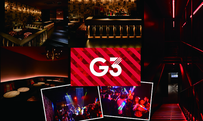 G3 ジースリー