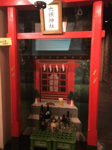 六本木横丁の神社