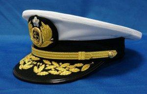 自衛隊の帽子