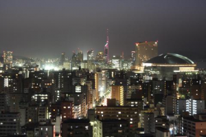 M&G Fukuoka 夜景