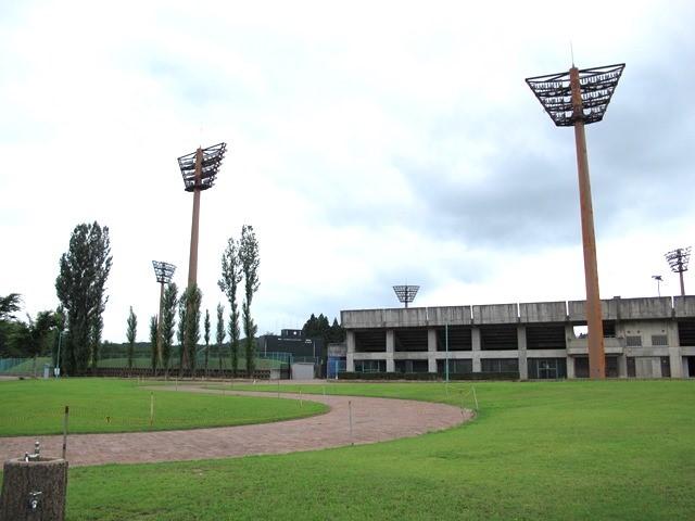 しらさかの森スポーツ公園