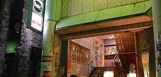 CLUB ROC - クラブロック入口