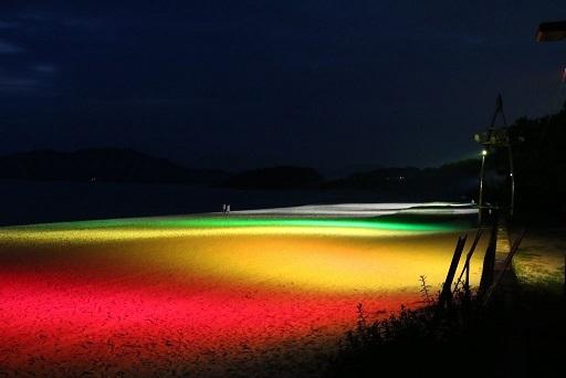 虹ケ浜海水浴場