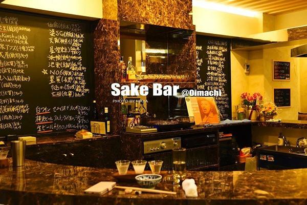 日本酒BAR-粋