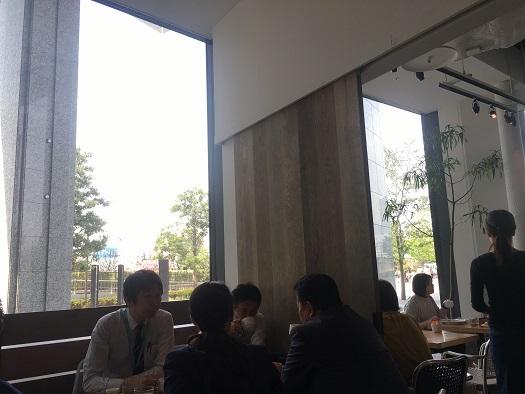 グッドモーニングカフェ (3)
