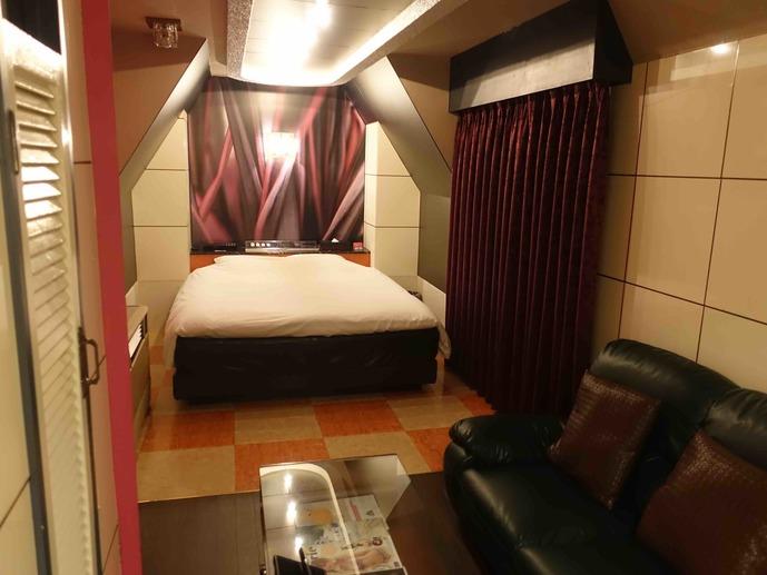 ホテルMusic部屋
