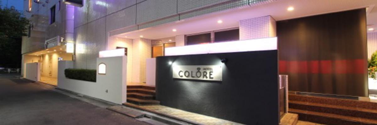 ホテル コローレ