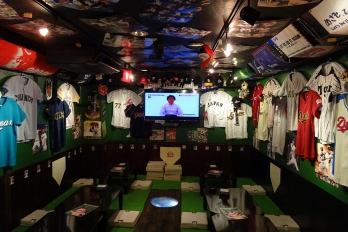 ベースボール居酒屋リリーズ神田スタジアム