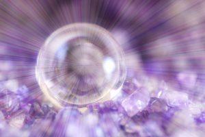 霊感占い水晶玉イメージ