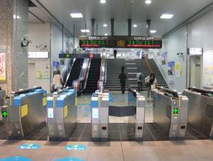 浜松駅 改札