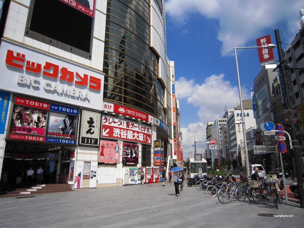 渋谷ビッグカメラ
