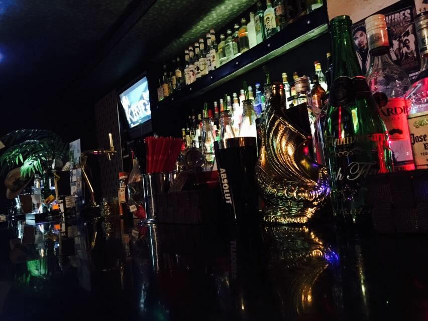 Bar KING or CLOWN
