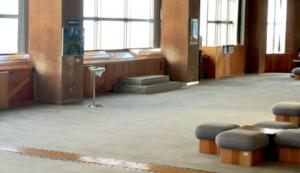 静岡県庁 別館展望ロビー