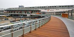 JA岐阜駅 2階から