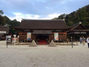 上賀茂神社スポット