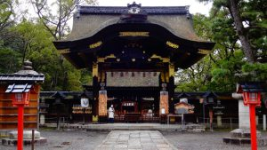 豊国神社スポット