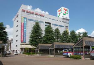 長岡駅 イトーヨーカ堂