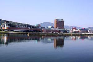 ウイングベイ小樽外観画像