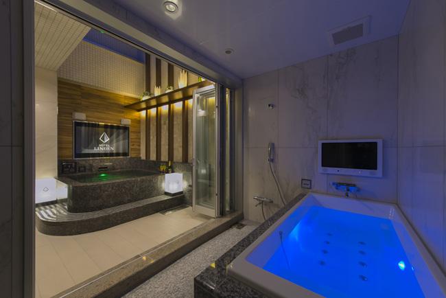 ホテルリンデン部屋