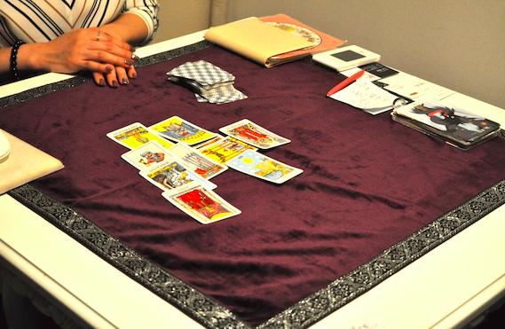 天木先生タロットオラクルカード