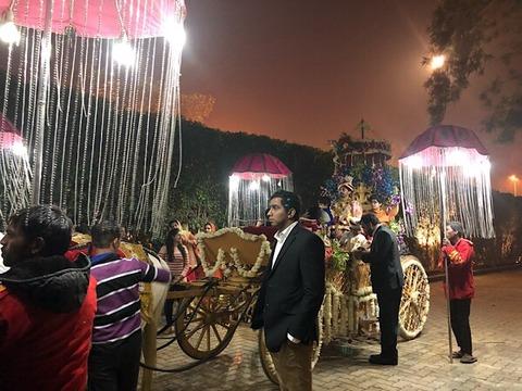 インドパレード