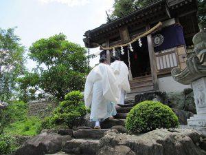 神戸入神宮