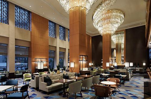横浜ベイシェラトンホテル & タワーズ