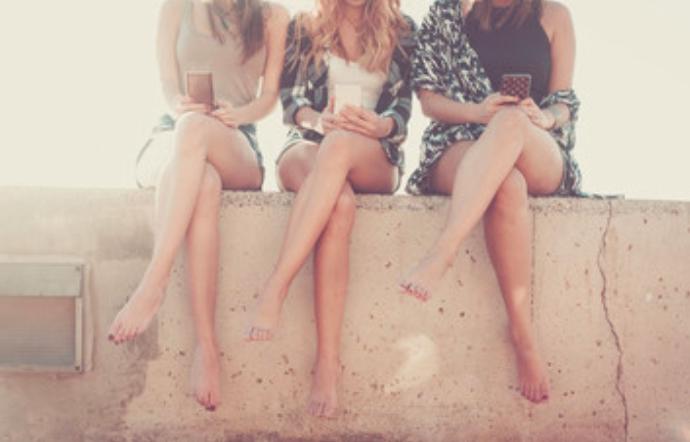 テレクラ 女性3人