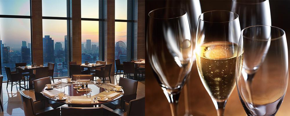 大阪シャンパン写真1