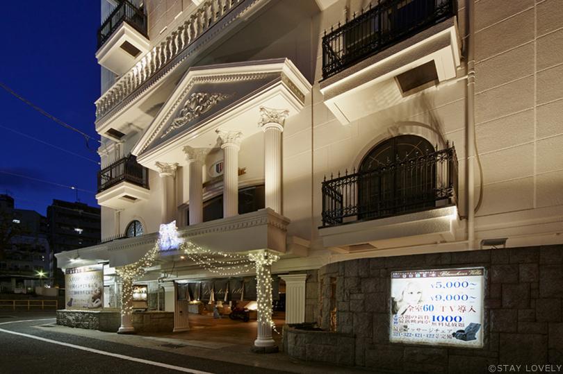 ホテルブランシュール1