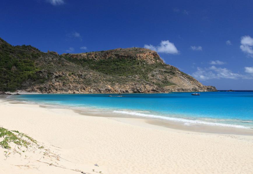 サン・バルテルミー島