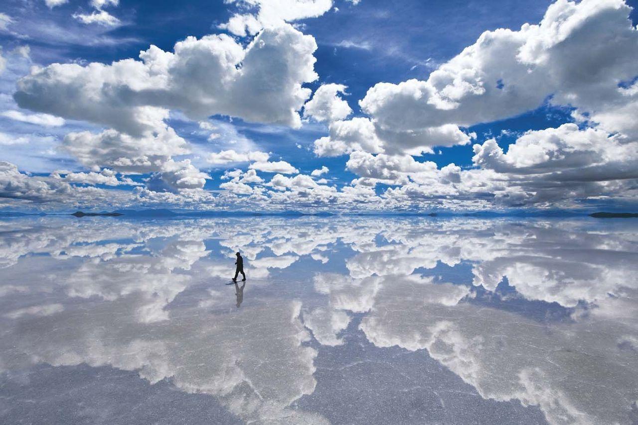 ミイケ塩湖