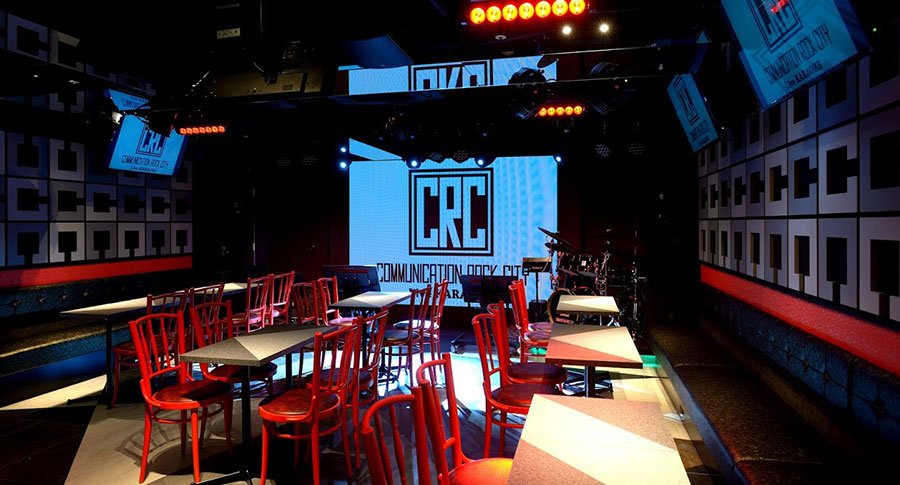 CRC-COMMUNICATION ROCK CITY