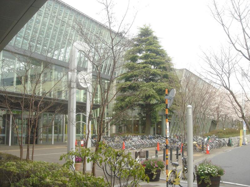 千葉市中央図書館
