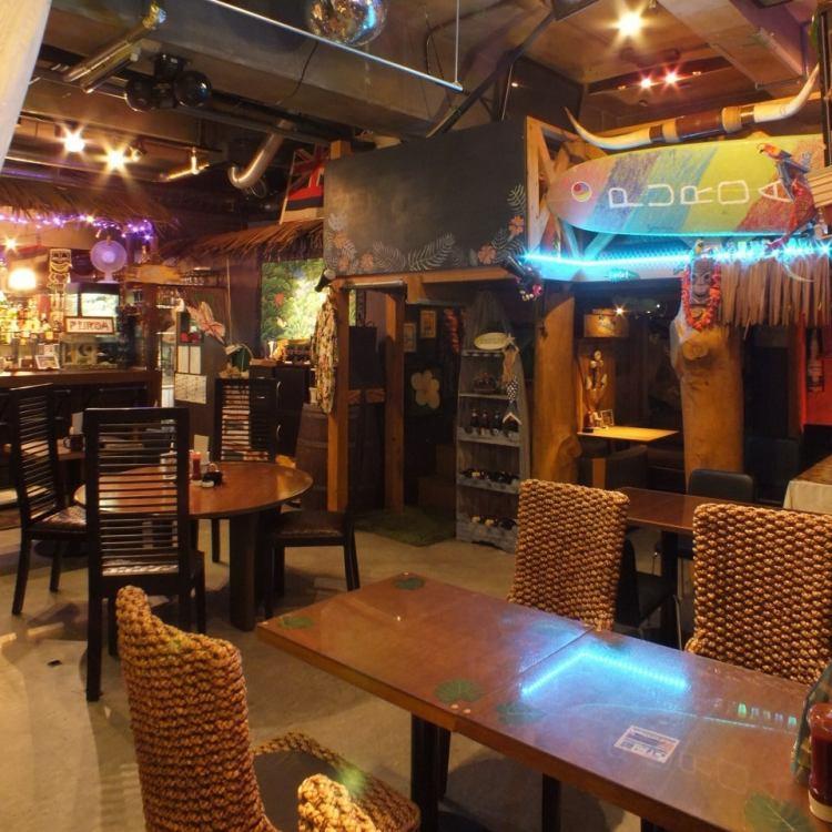 Hawaiian Cafe&Dining Bar PUROA